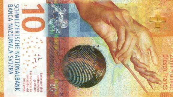 The Swiss 10 Franc Note Tops The Most Beautiful Currencies