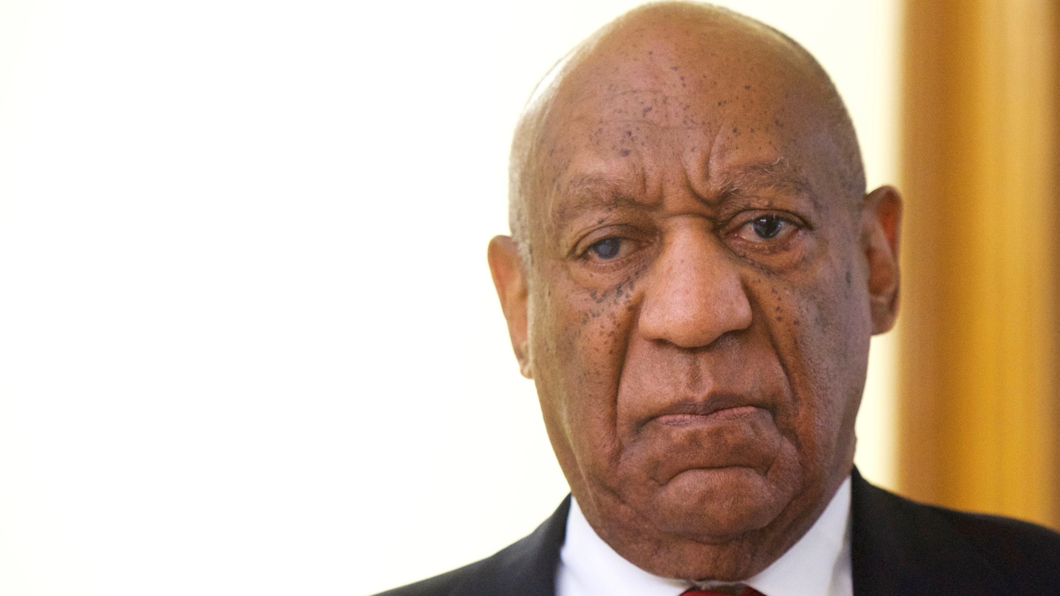 Bill Cosby hears the verdict is in on April 26.