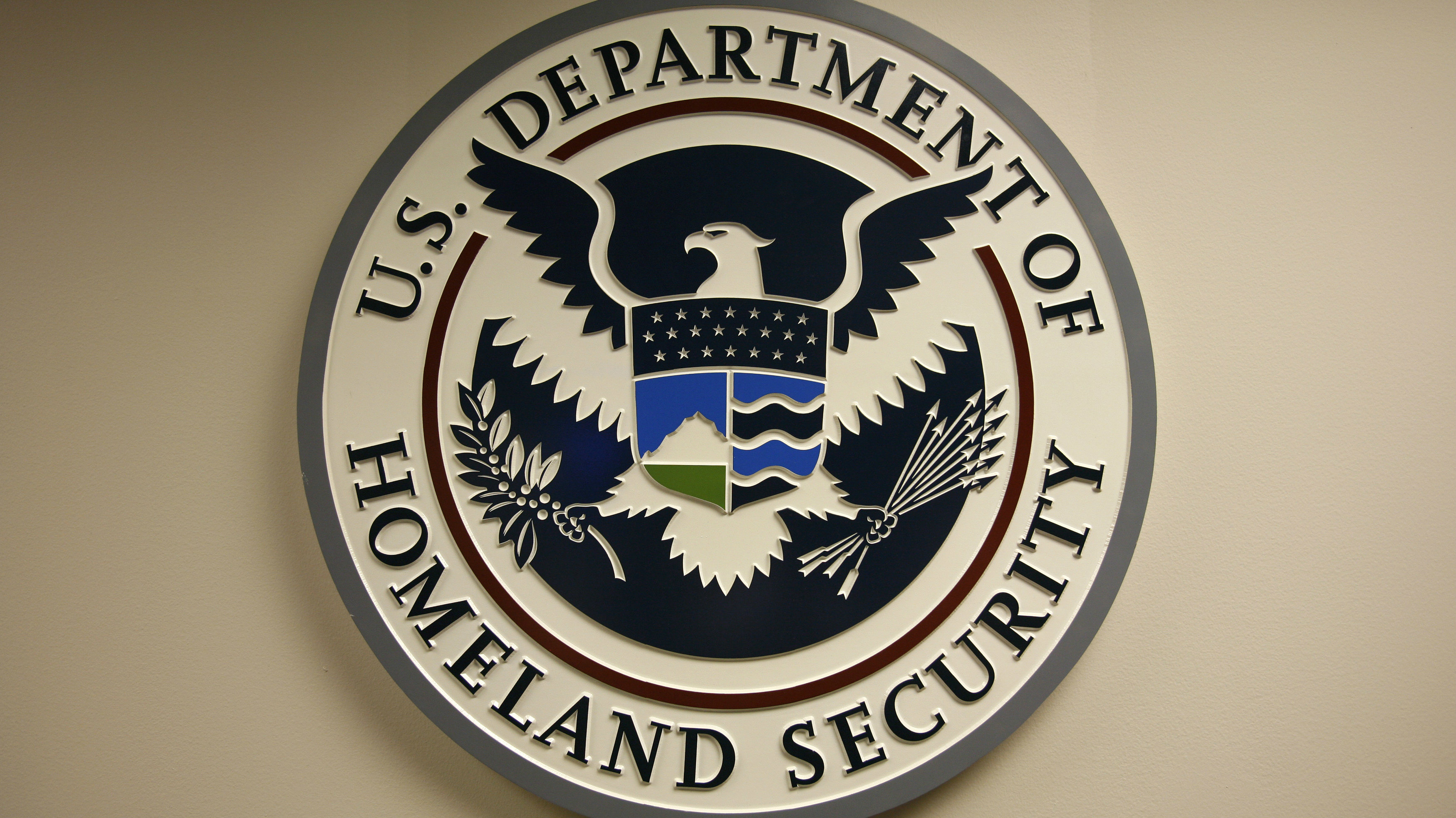 DHS DEPARTMENT HOMELAND SECURITY IPROOV BORDER SECURITY