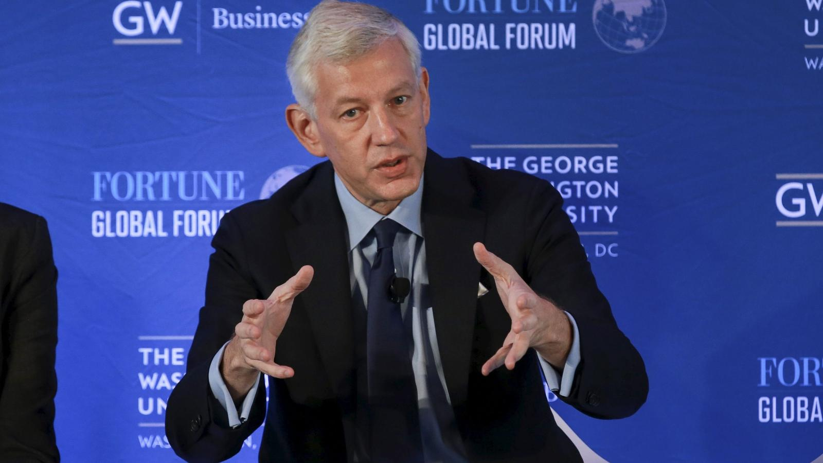 McKinsey & Co  chief Dominic Barton on talent management and