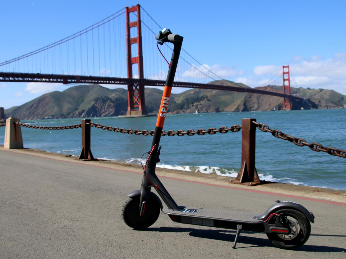 Electric scooters from Bird, Spin, and LimeBike are taking over