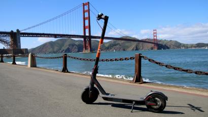 Electric scooters from Bird, Spin, and LimeBike are taking