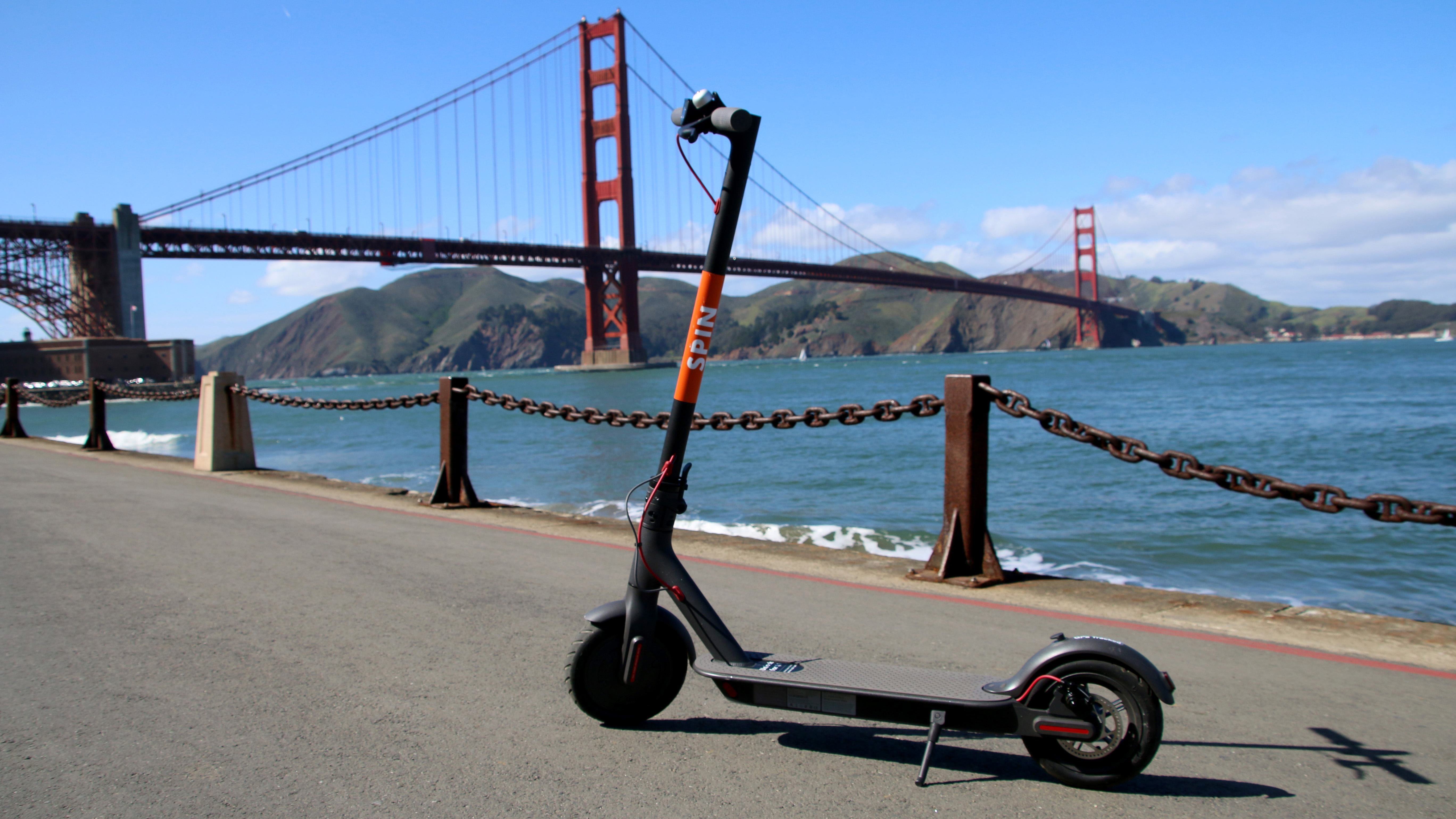 Scooter Rental San Francisco >> Electric scooters from Bird, Spin, and LimeBike are taking ...
