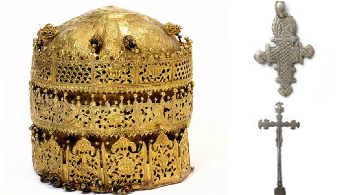 Ethiopia Looted Artifacts Uks Victoria Albert Museum May Loan