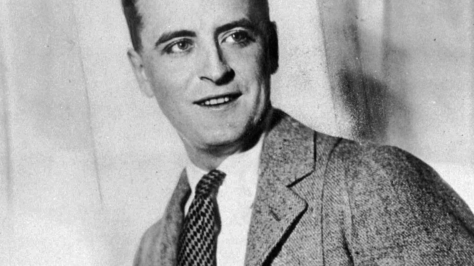 "FILE - In this file photo from the 1920s, American writer F. Scott Fitzgerald poses for a portrait. A short story by F. Scott Fitzgerald, ""Temperature,"" is receiving its publishing debut in the current issue of the literary quarterly The Strand Magazine. (AP Photo/File)"
