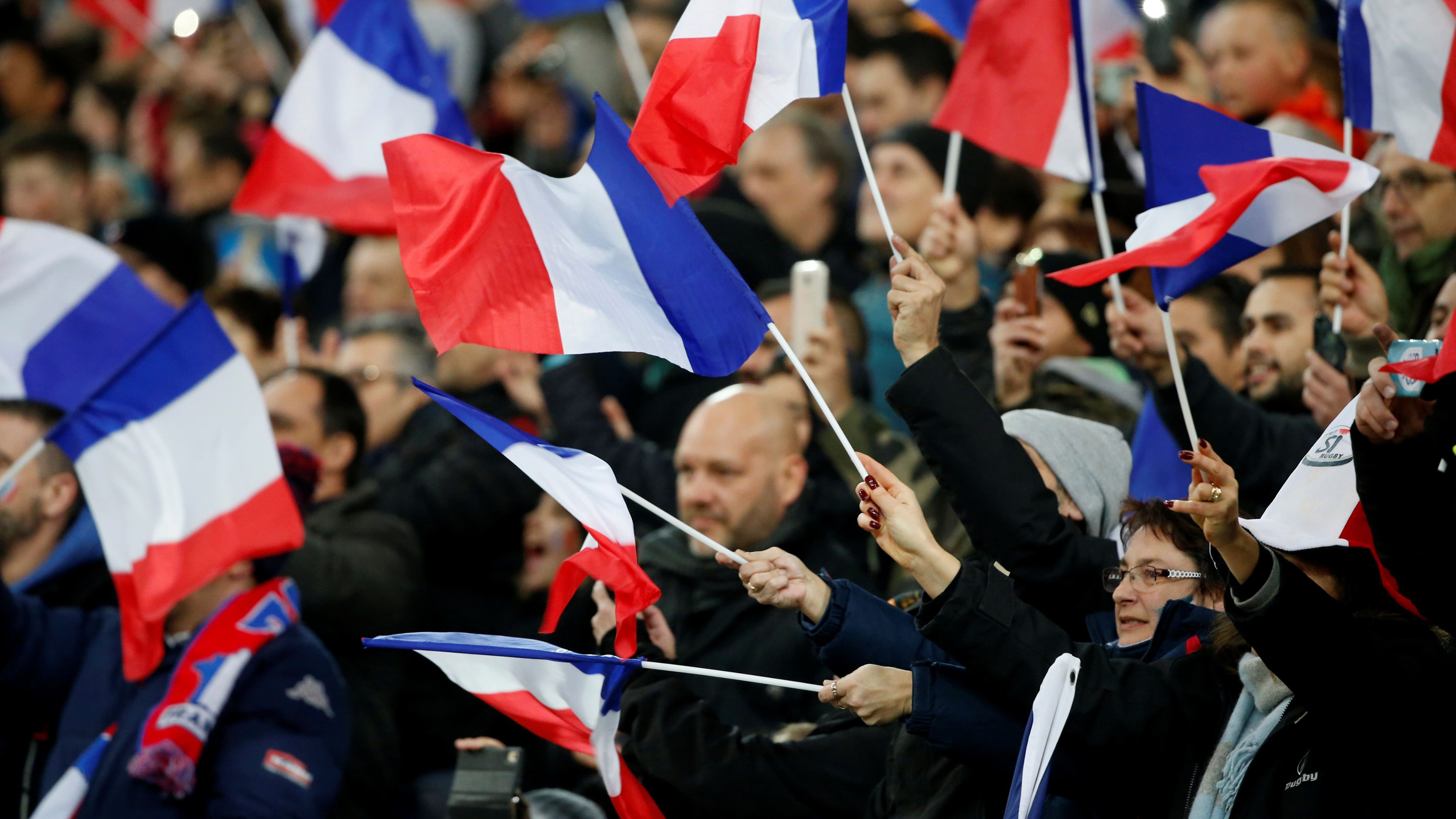 Rugby Union - Six Nations Championship - France vs Italy