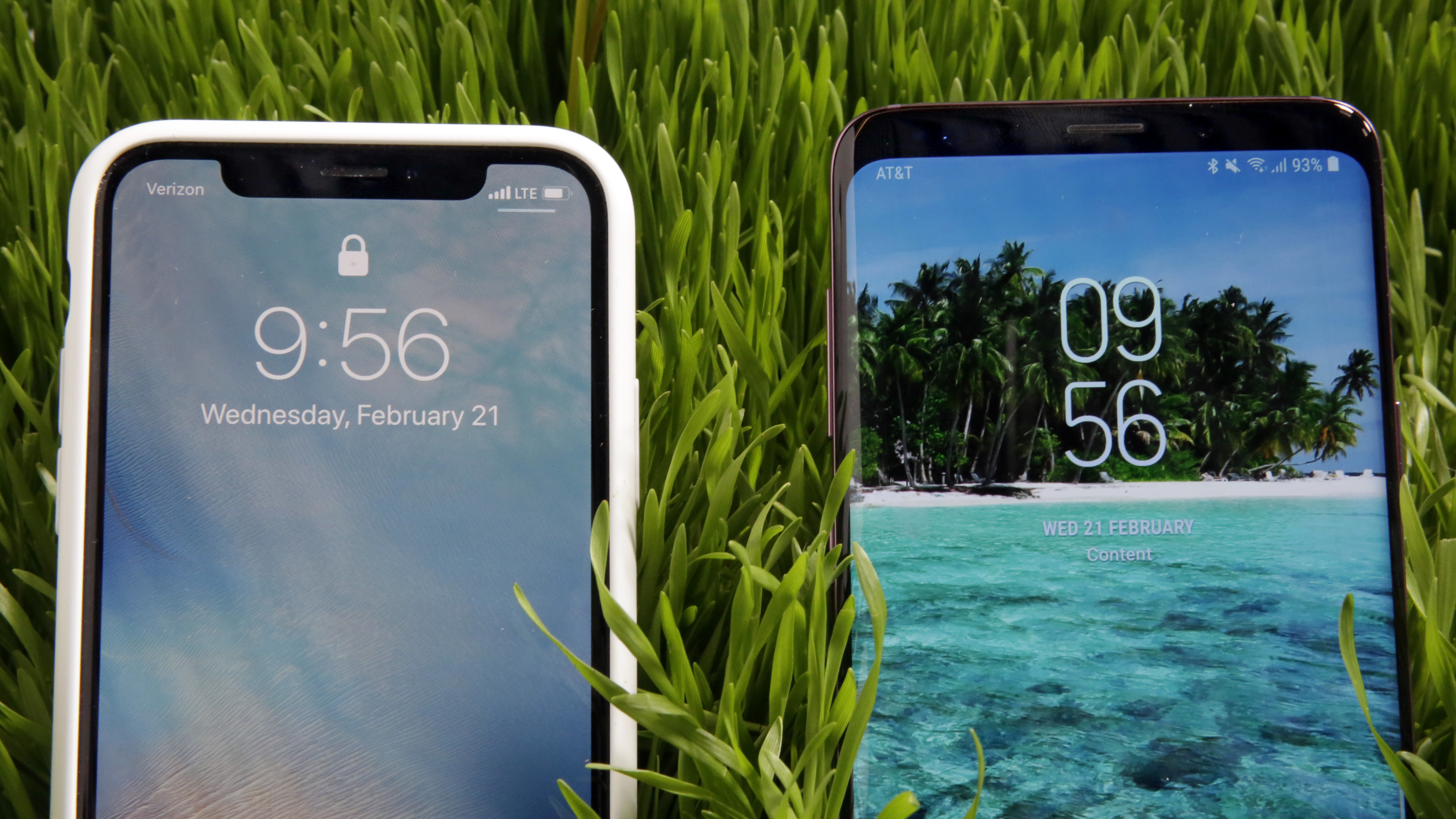 Iphone X Versus Samsung Galaxy S9 Comparison What S Really The