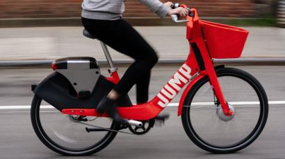 Uber Car Seat >> Uber acquires Jump Bikes for electric, dockless bike ...