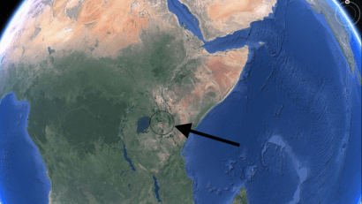 Scientists Now Have Evidence Africa Is Physically Splitting Into Two