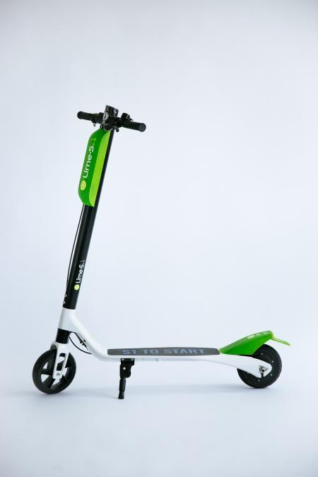 Xiaomi makes the Bird and Spin scooters taking over San