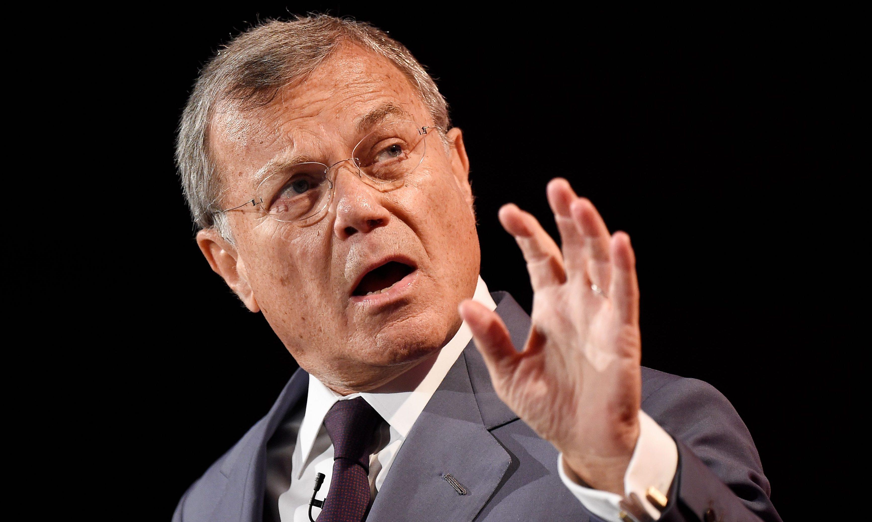 WPP CEO Sir Martin Sorrell resignation
