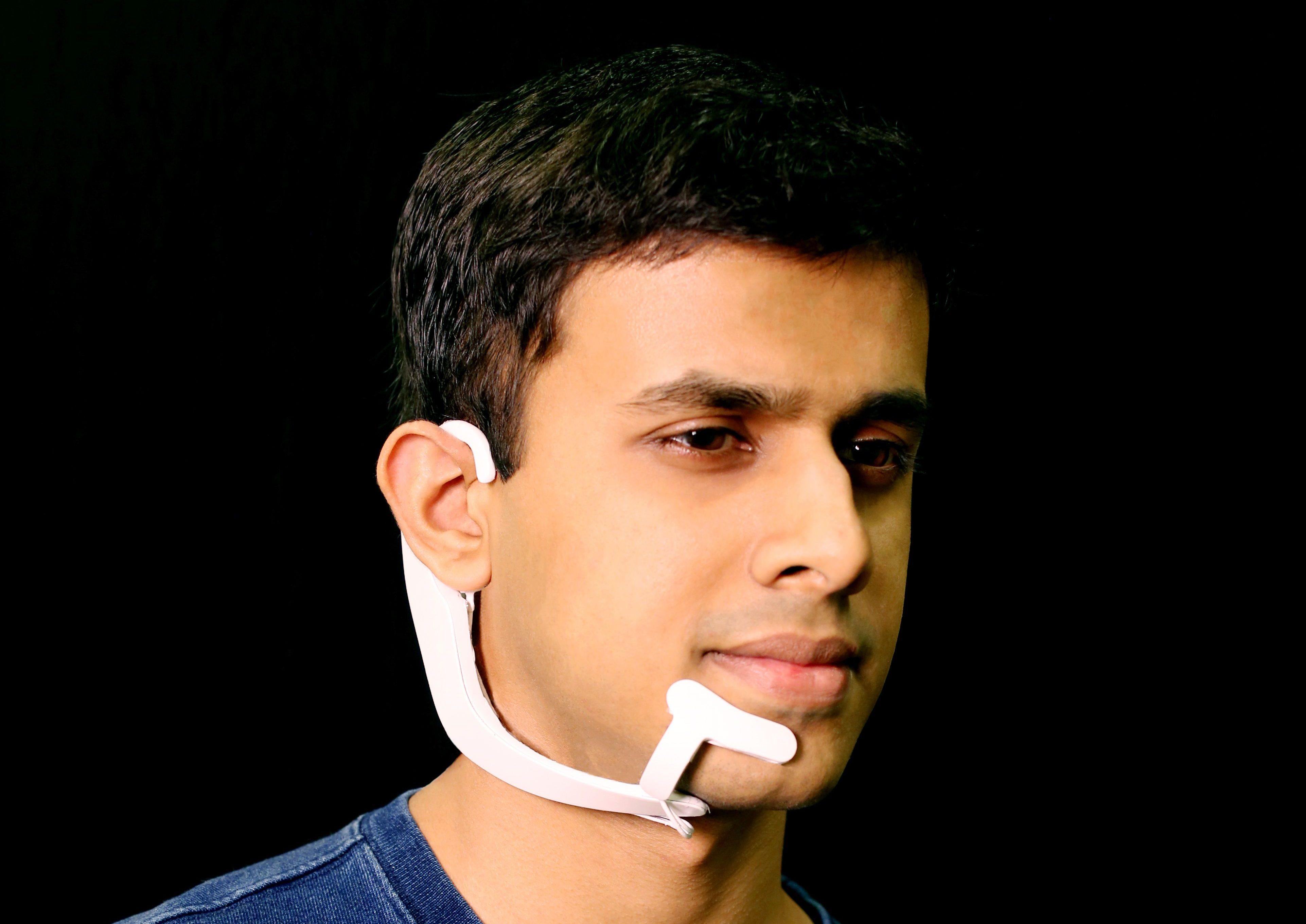 MIT silent speech device