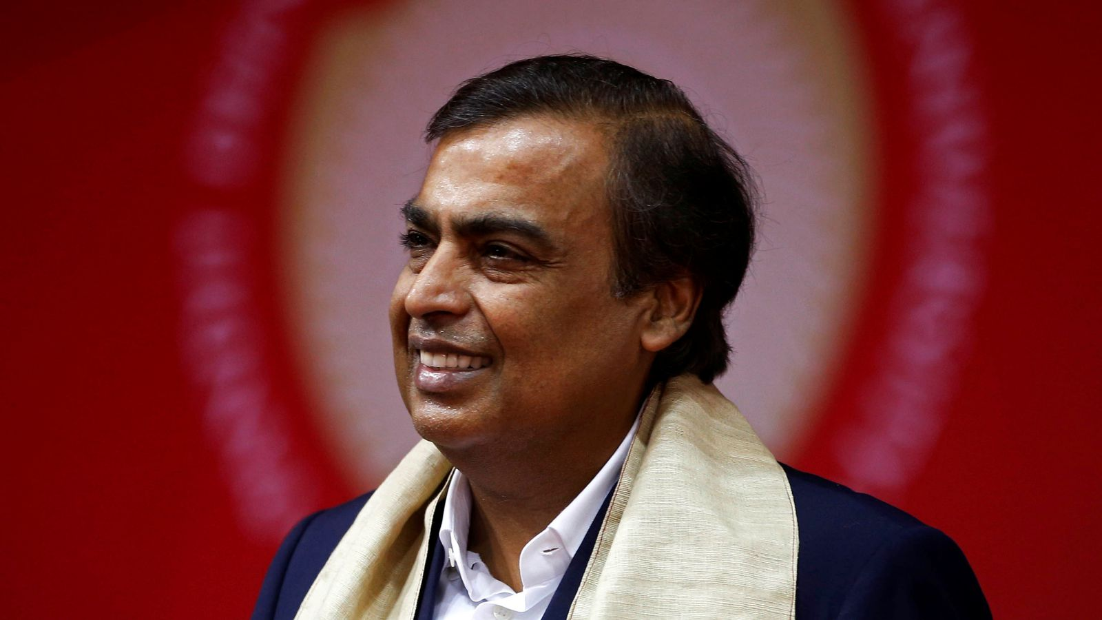 Mukesh Ambani, Chairman and Managing Director of Reliance Industries, attends a convocation at the Pandit Deendayal Petroleum University in Gandhinagar, India, September 23, 2017