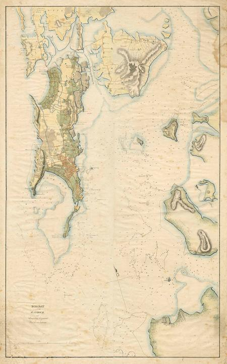 Kalakriti Archives: Rare maps reveal how India's cartography evolved
