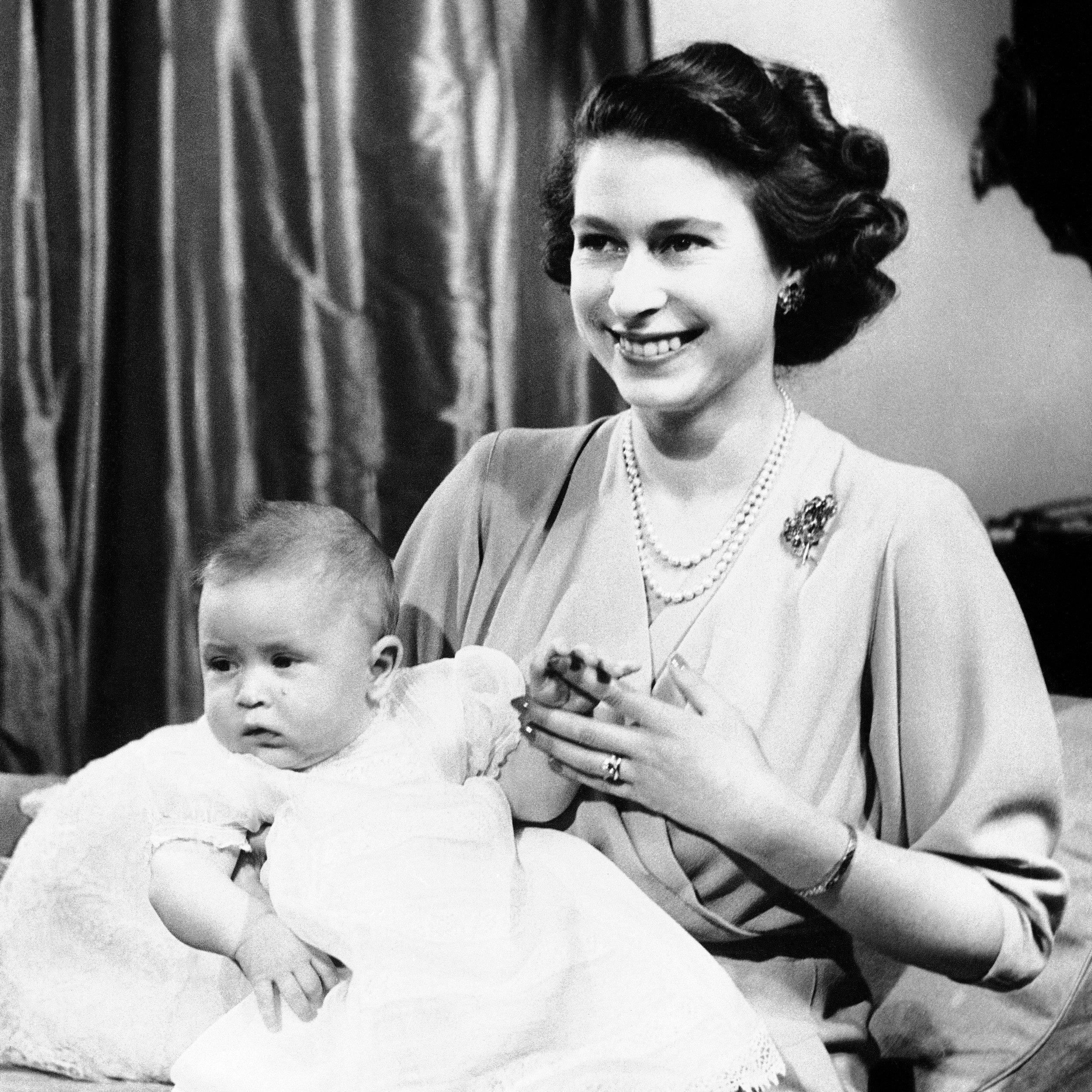 The Queen's birthday: Queen Elizabeth II's life in photos ...  The Queen's...