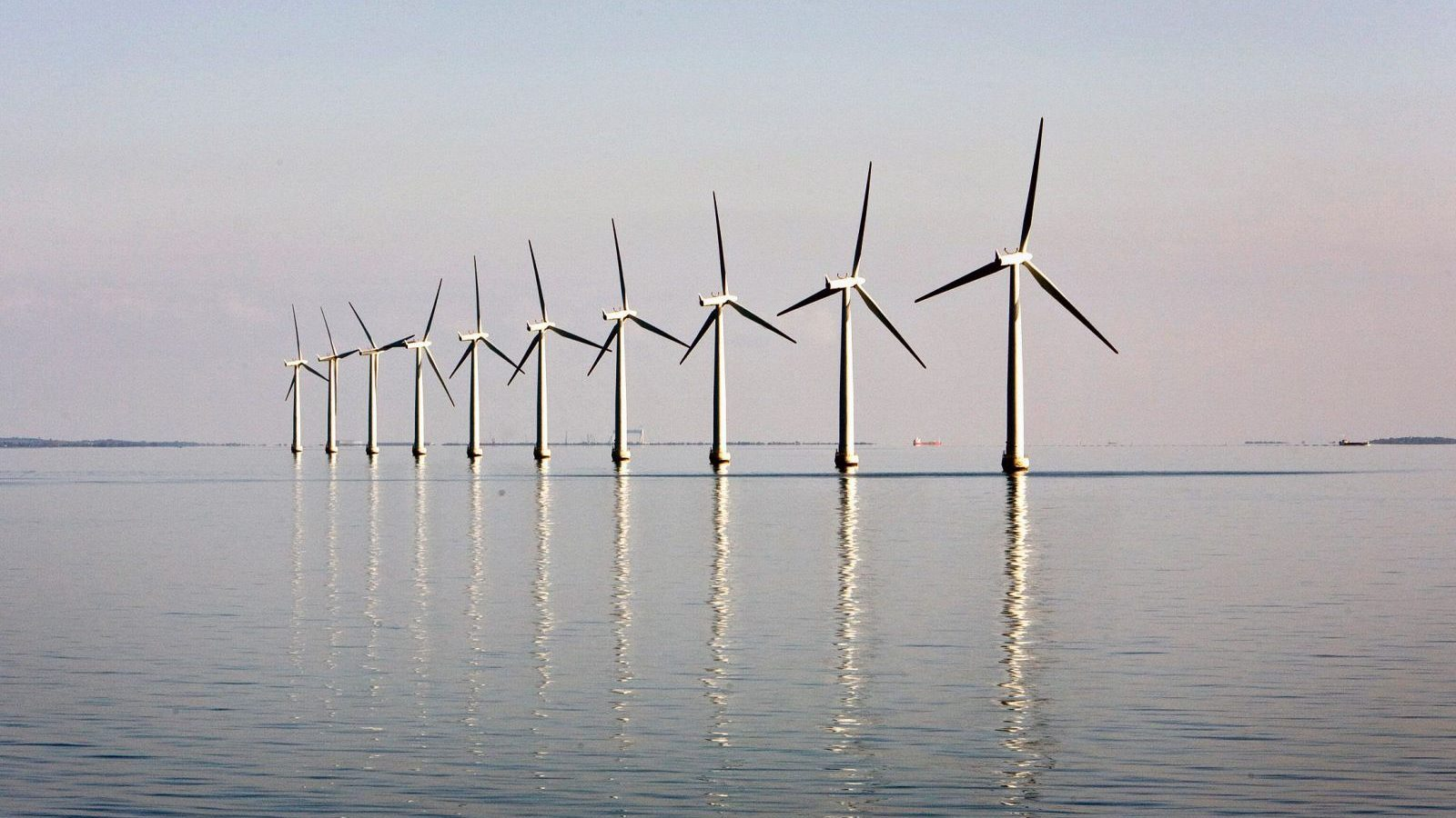 Three US states signed up for 1,200 MW of offshore wind power this