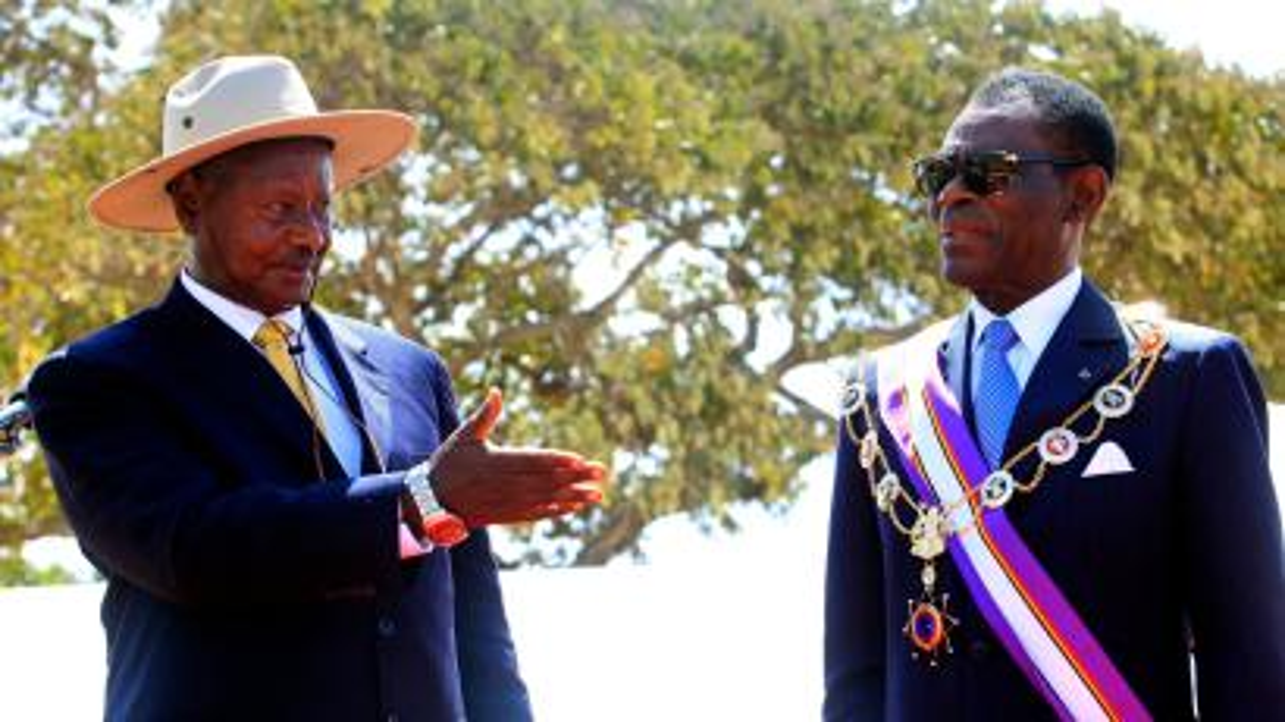 Africa's longest serving presidents in Uganda, Cameroon