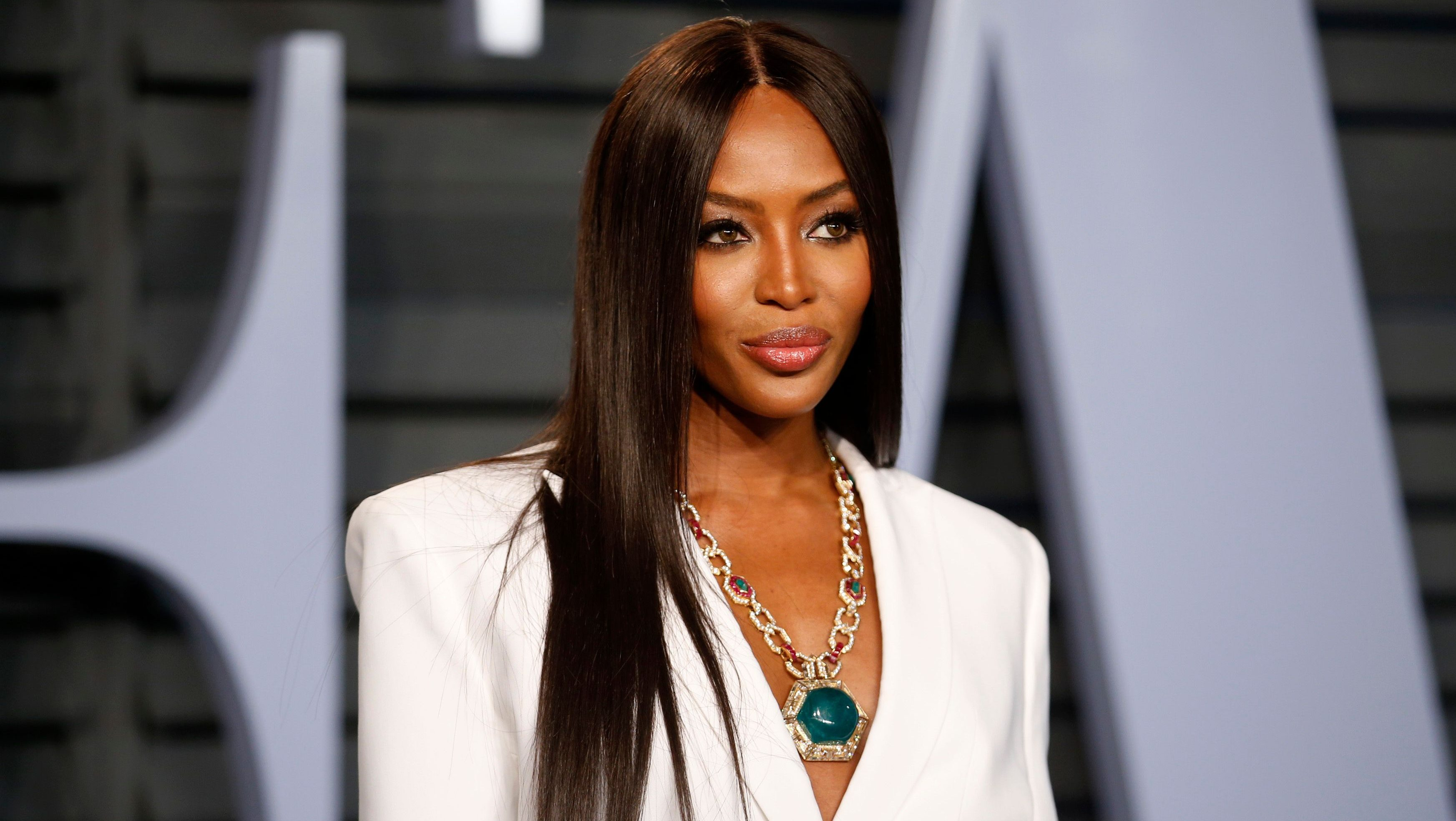 A Vogue Africa Naomi Campbell And African Fashion Quartz