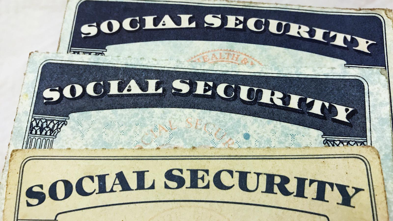 Social security numbers are no longer safe or practical in the US
