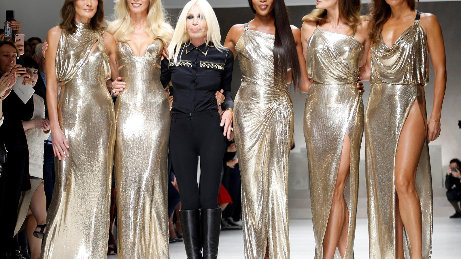 Donatella Versace On A Key Difference In How Men And Women Design For Female Customers Quartz