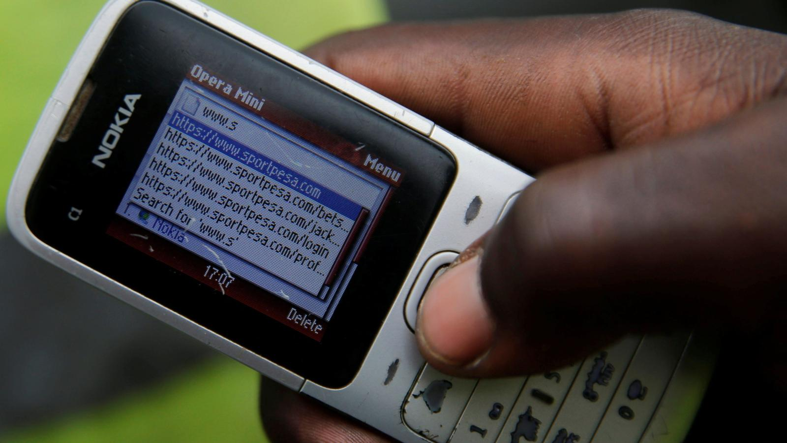 Online betting rises in Kenya, Nigeria, South Africa with M-Pesa