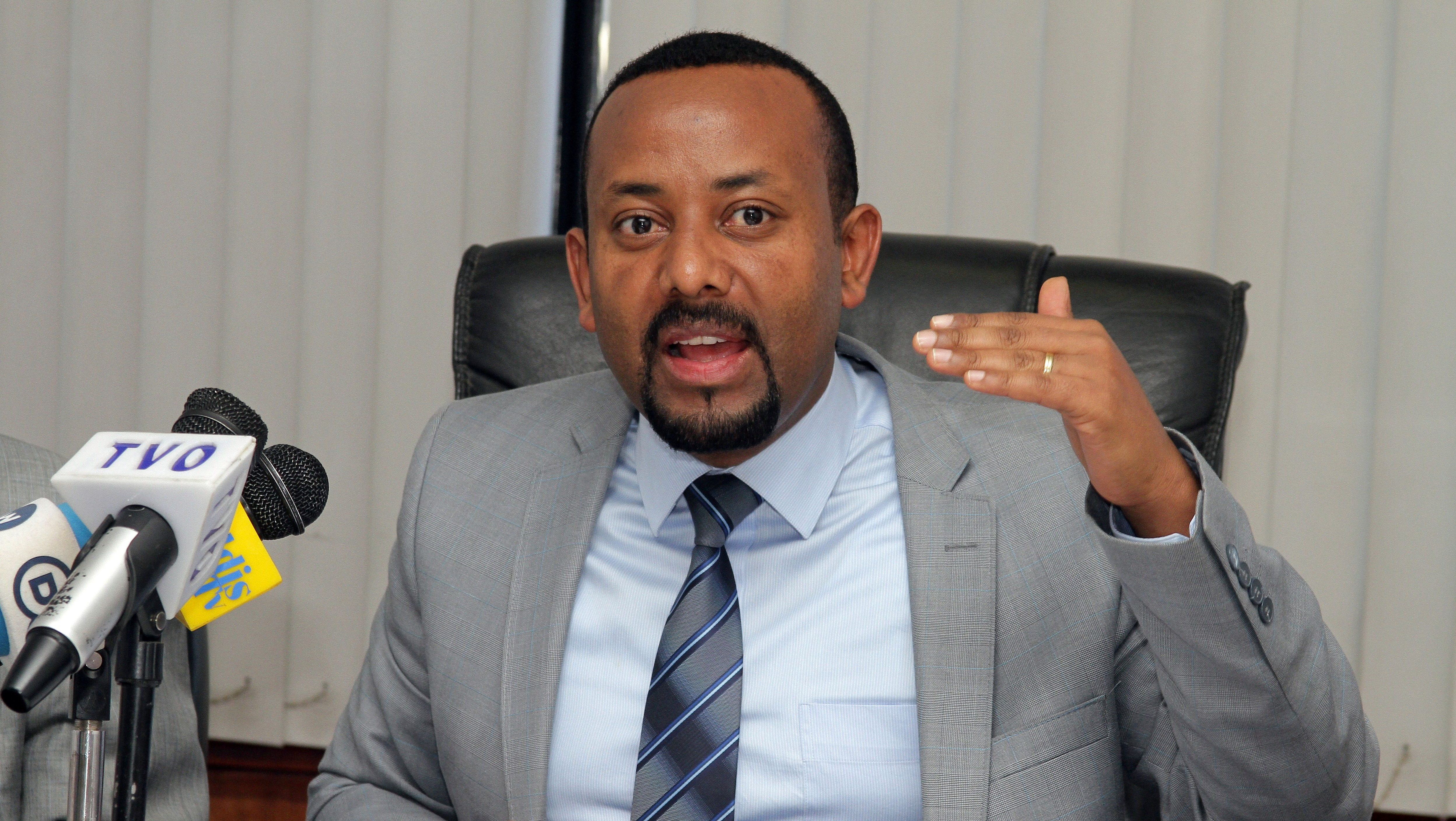 Ethiopia prime minister Abiy Ahmed should end the internet ...