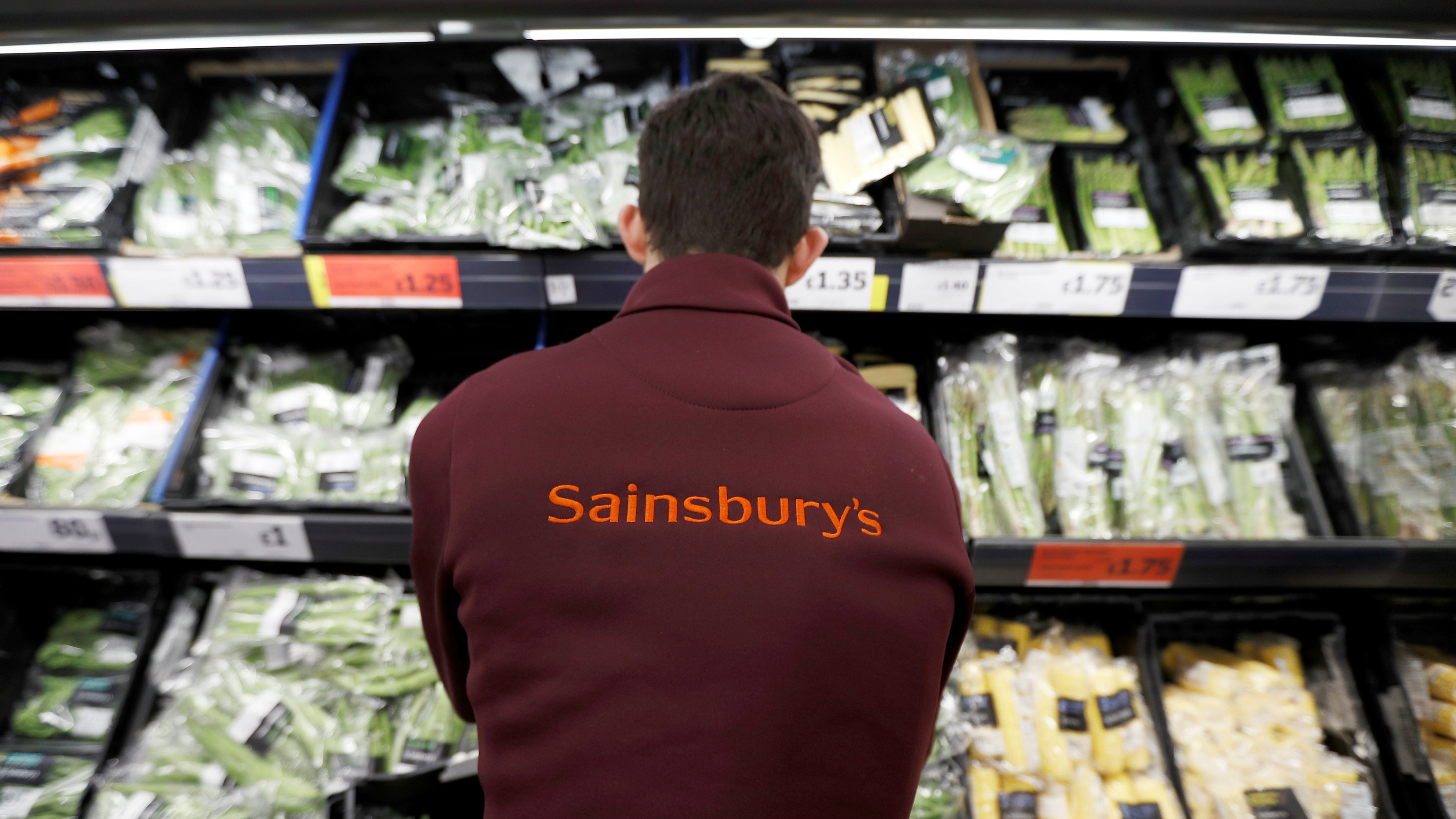 Asda and Sainsbury's in talks of a £10 billion merger deal