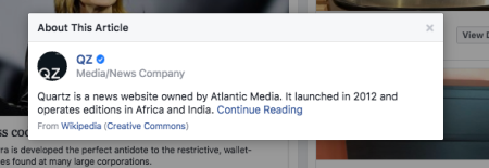 Facebook has introduced another half-baked effort to fight fake news