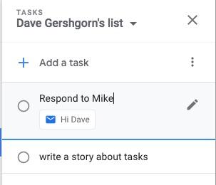 If you use Gmail, Google's Tasks app just became indispensable — Quartz