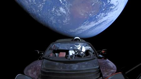 Elon Musk: SpaceX makes investors believe Tesla will be a