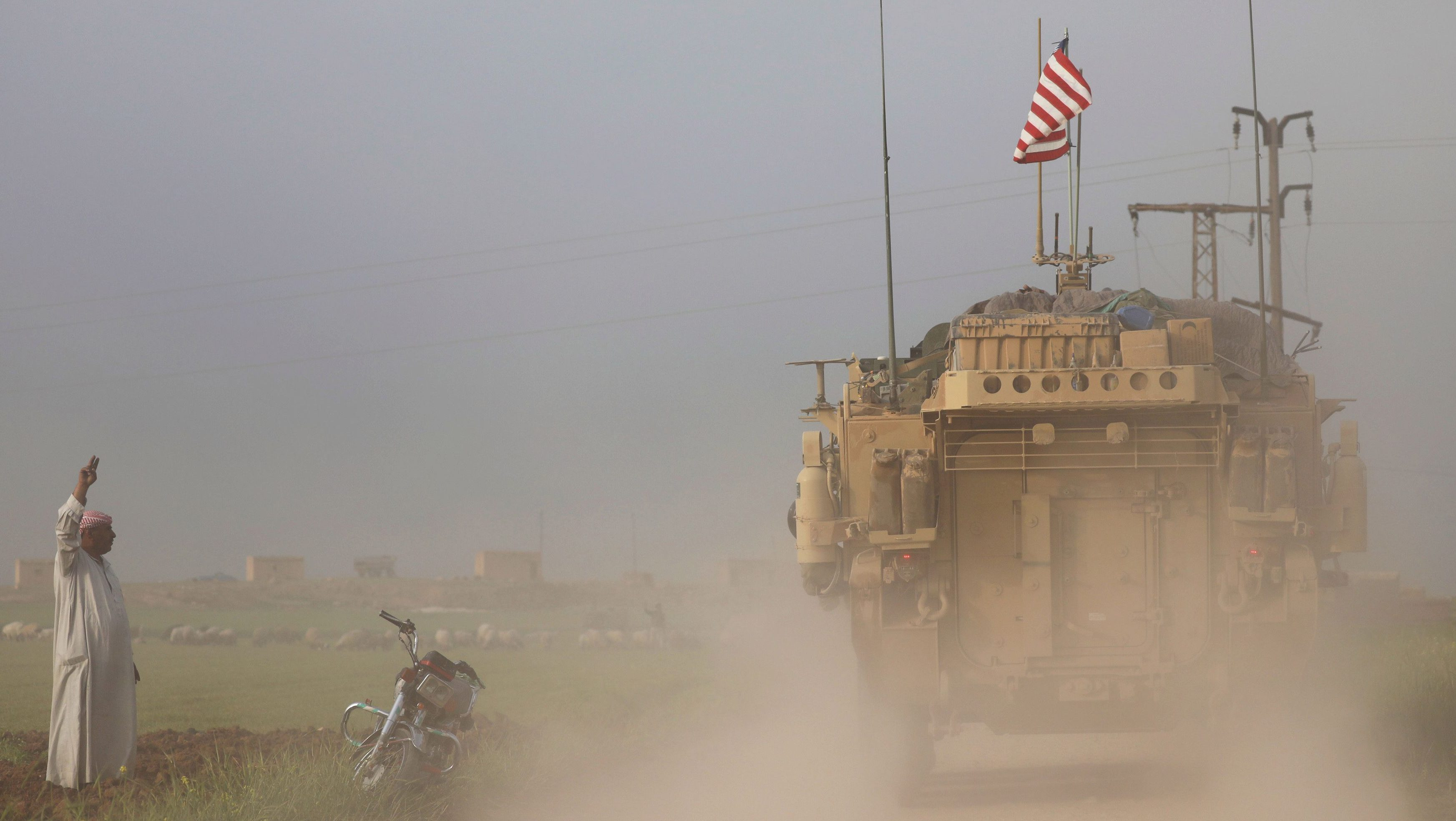 Donald Trump threatens Russia and Syria with missiles: The US military budget shows it's ready to spend more in Syria.