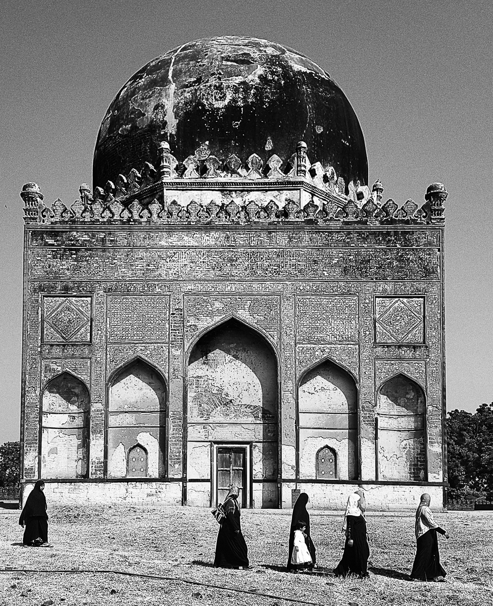 Bahmani tombs, Ashtur.