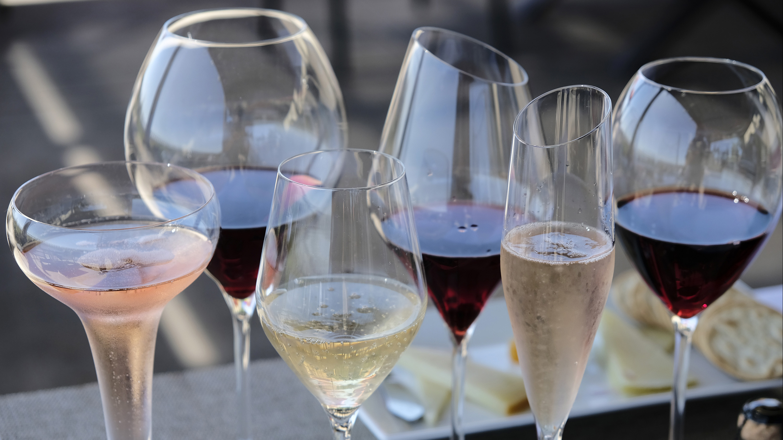 World Wine Production Descends