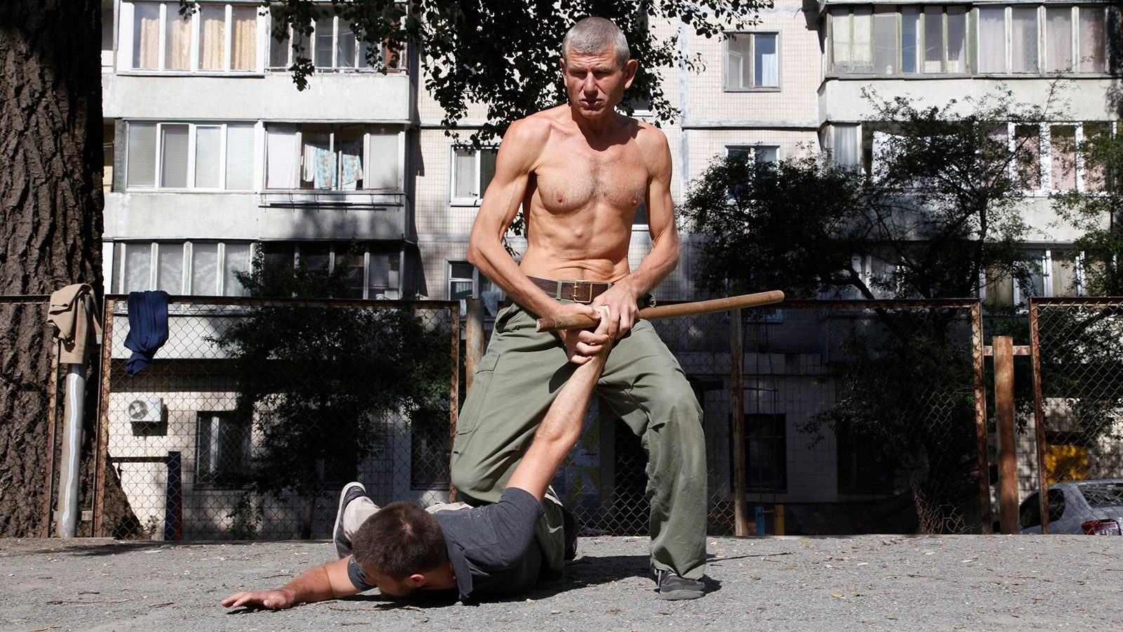 Systema is a Soviet-era martial art used by the KGB.