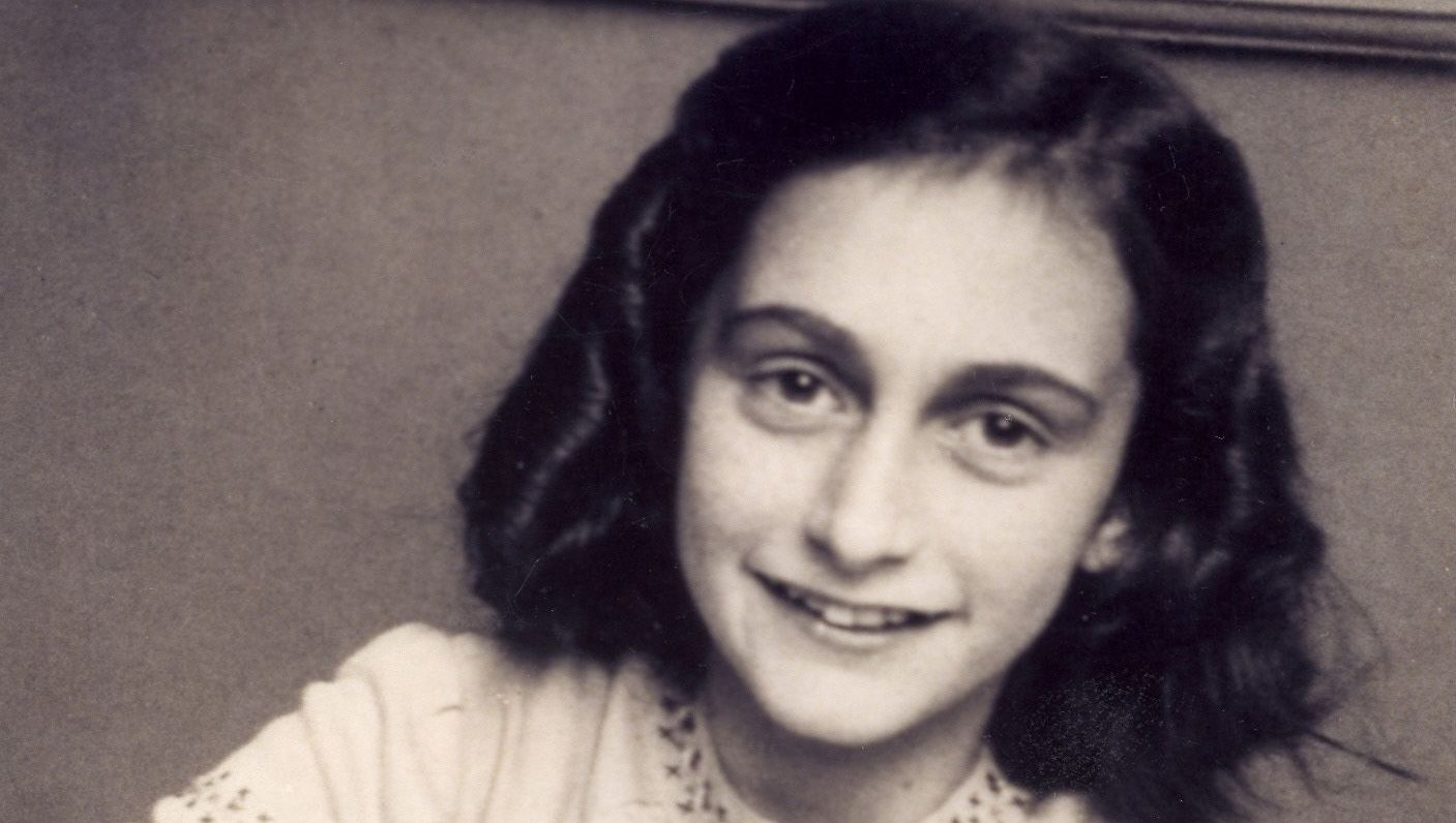Anne Frank S Diary Reveals Hidden Pages Should We Read Them Quartzy