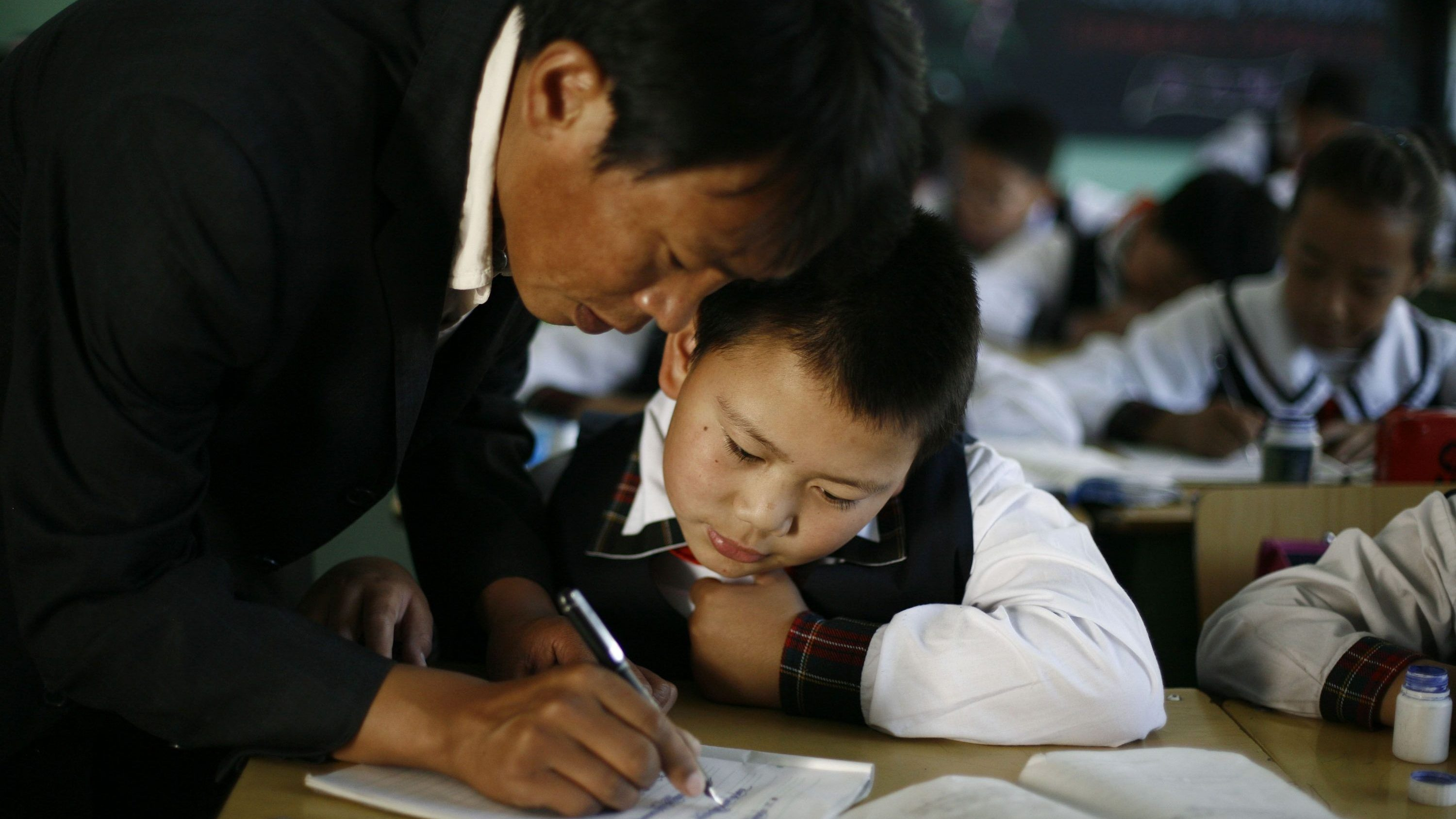 Why the best teacher in the world says other countries should be more like China