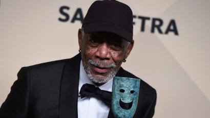 Morgan Freeman accused of sexual harassment or inappropriate