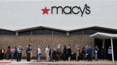 Macy\'s first-quarter earnings: Even Macy\'s was surprised at ...