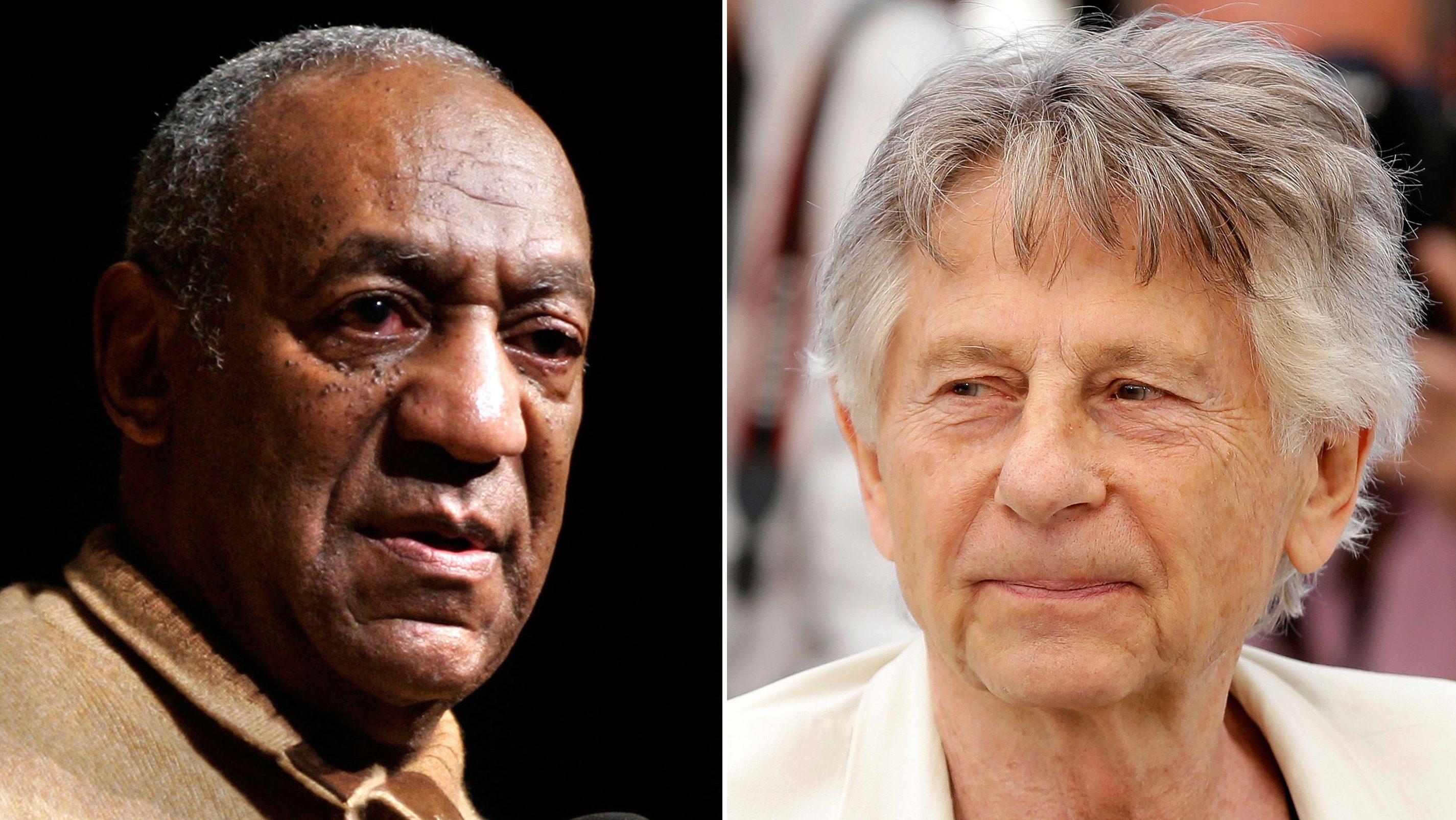 Oscars-Cosby and Polanski