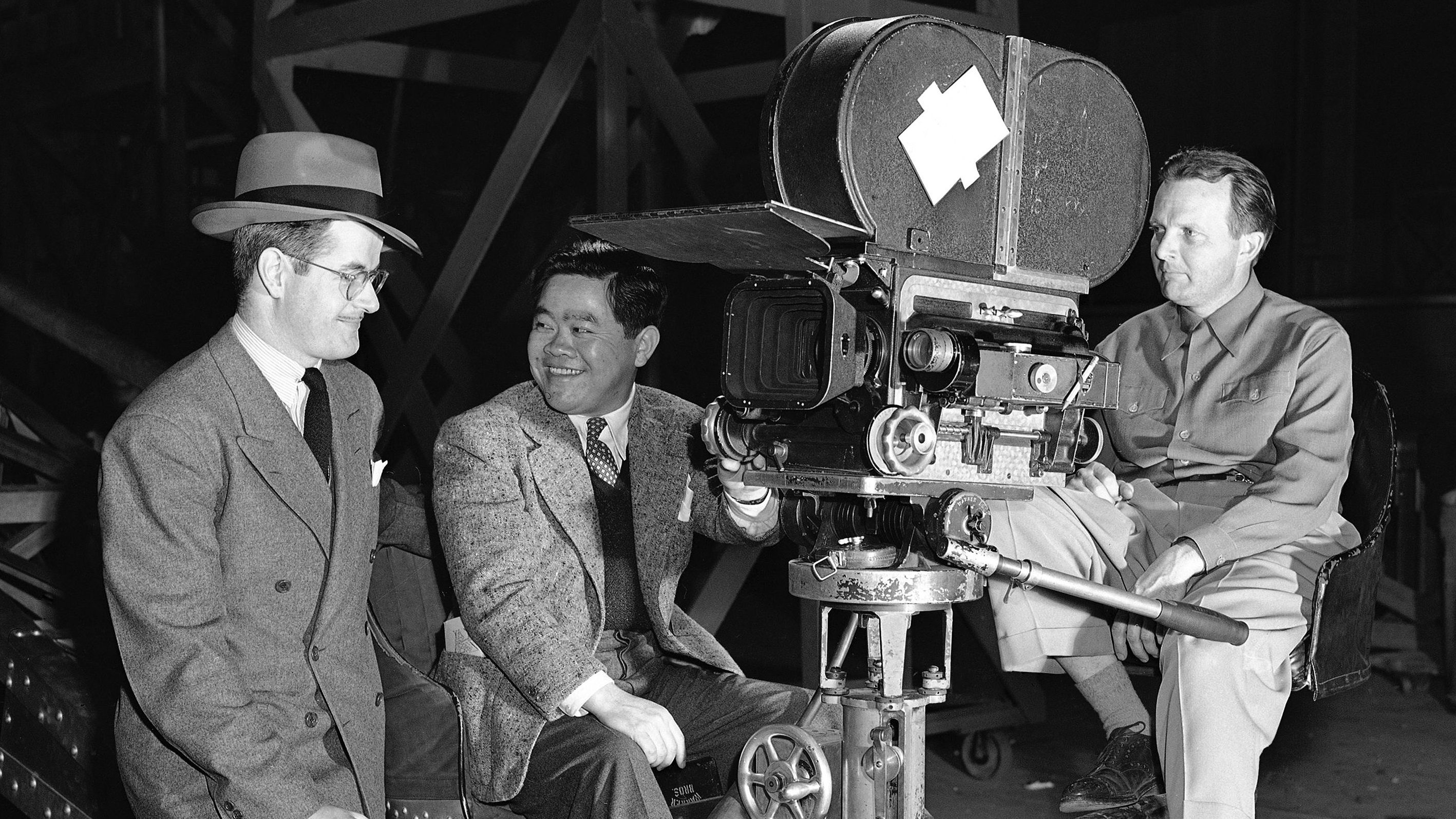 James Wong Howe: Today's Google doodle honors the legendary