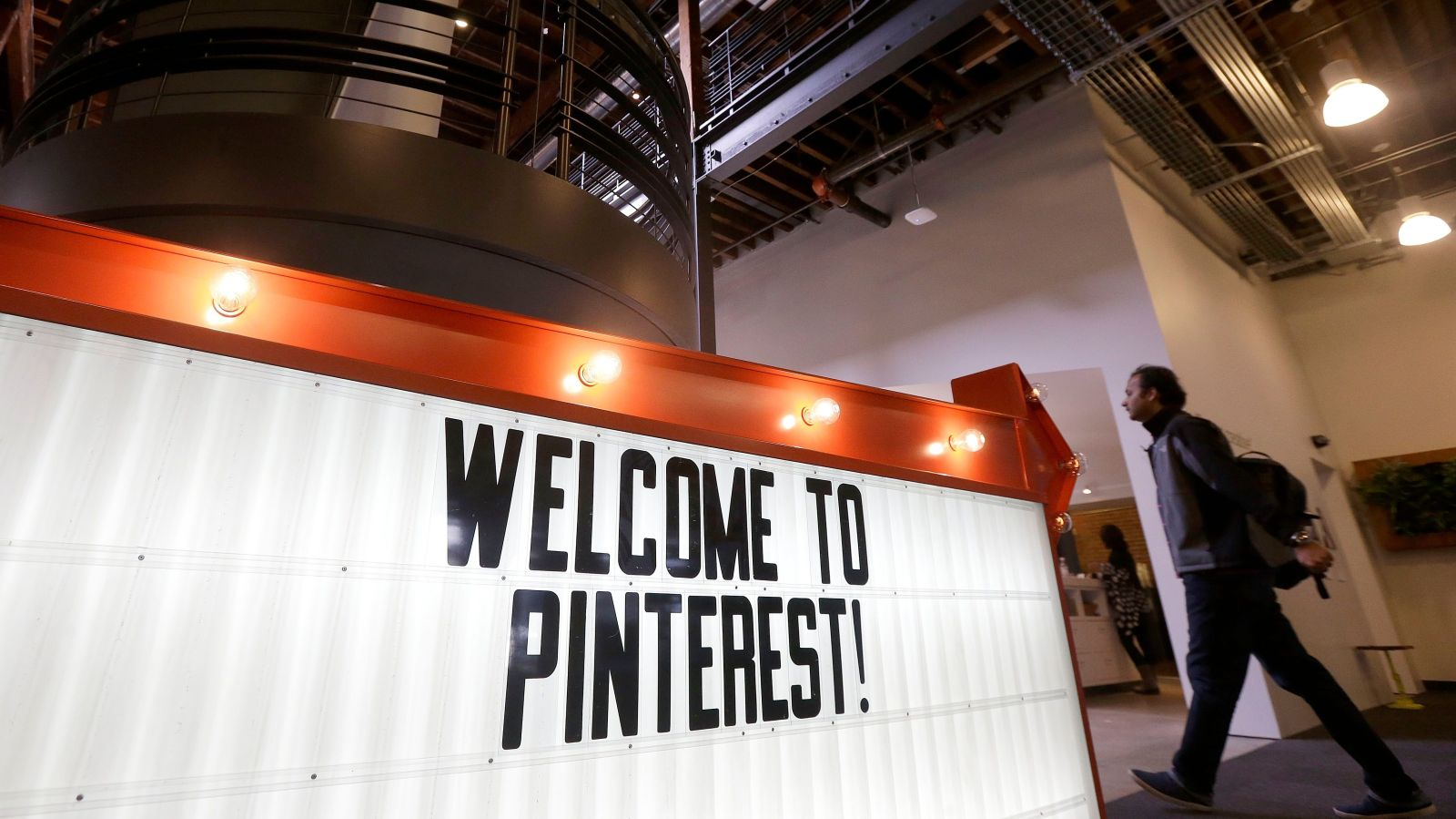 Pinterest Business News Pin Color Dots Desktop Wallpaper On About