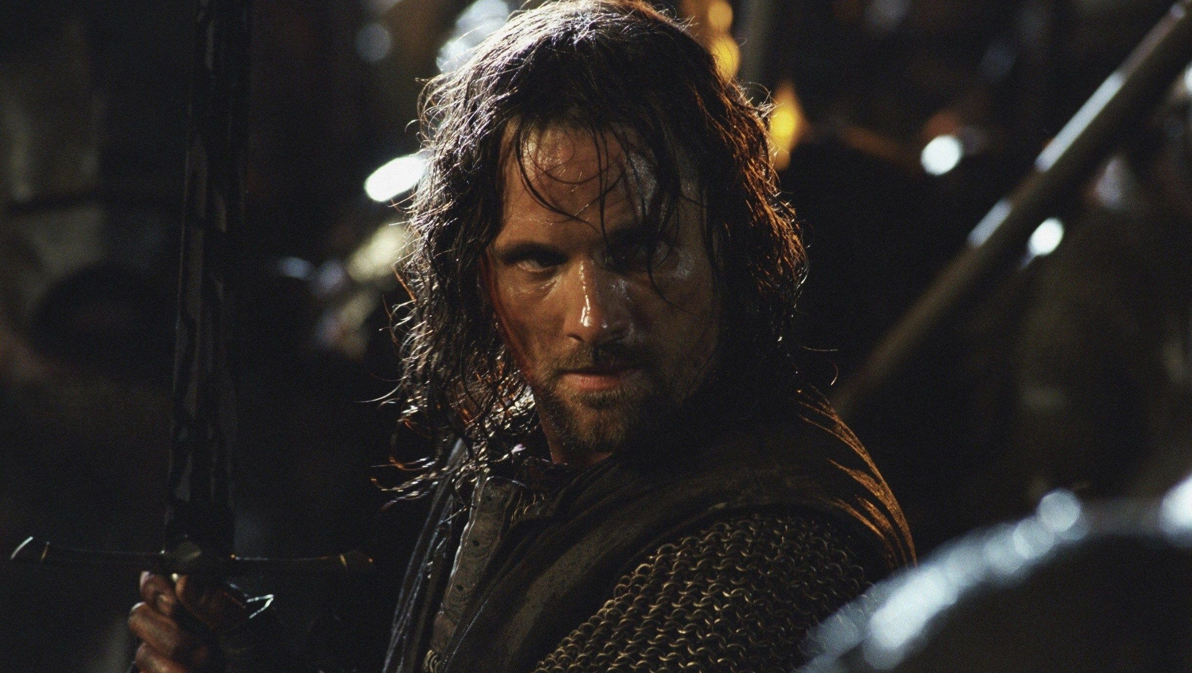 """Amazon's """"Lord of the Rings"""" series may feature Aragorn, who may remind  """"Game of Thrones"""" fans of Jon Snow — Quartz"""
