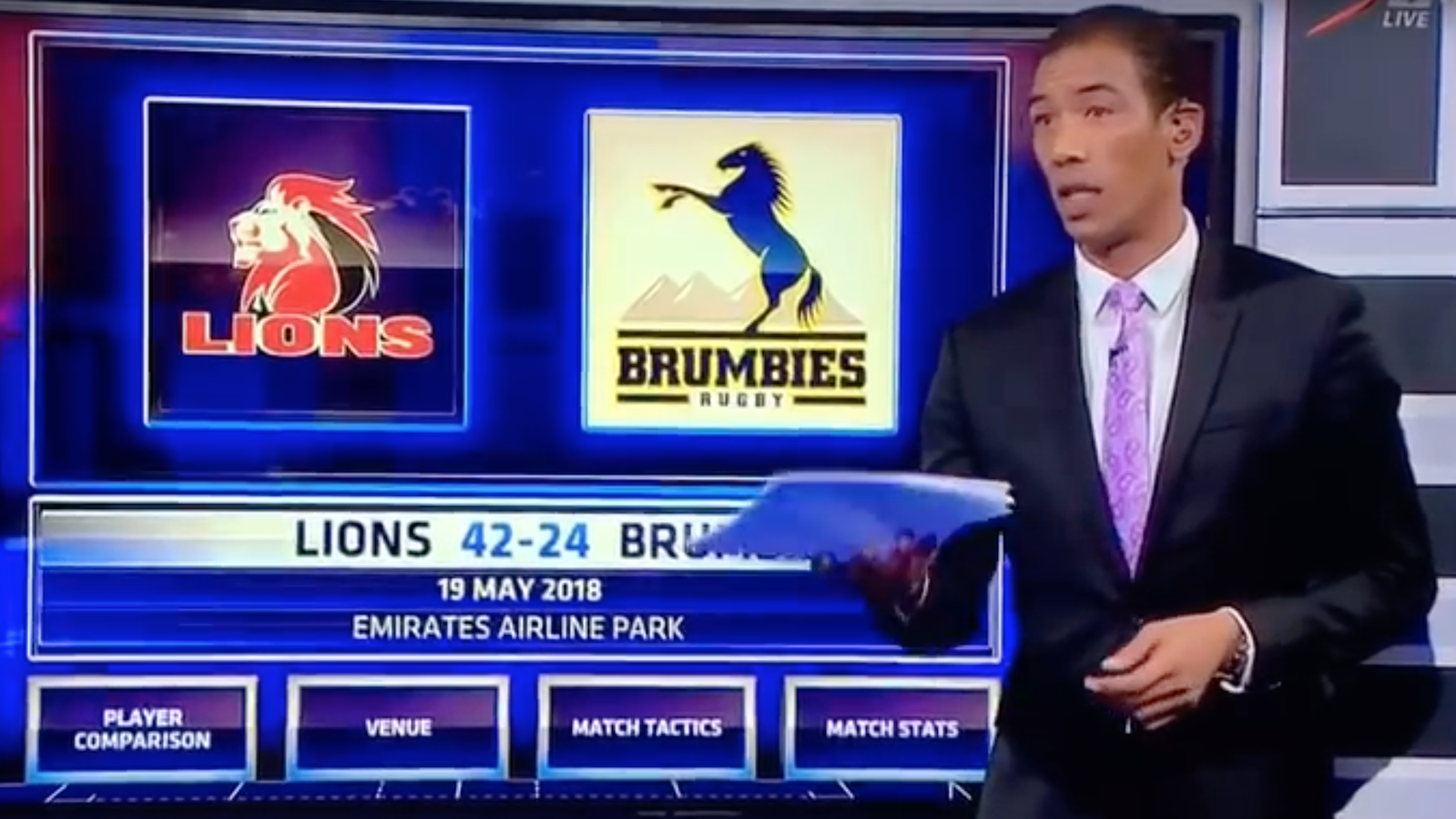 Ashwin Willemse: His SuperSport walkout sparked debate about racism