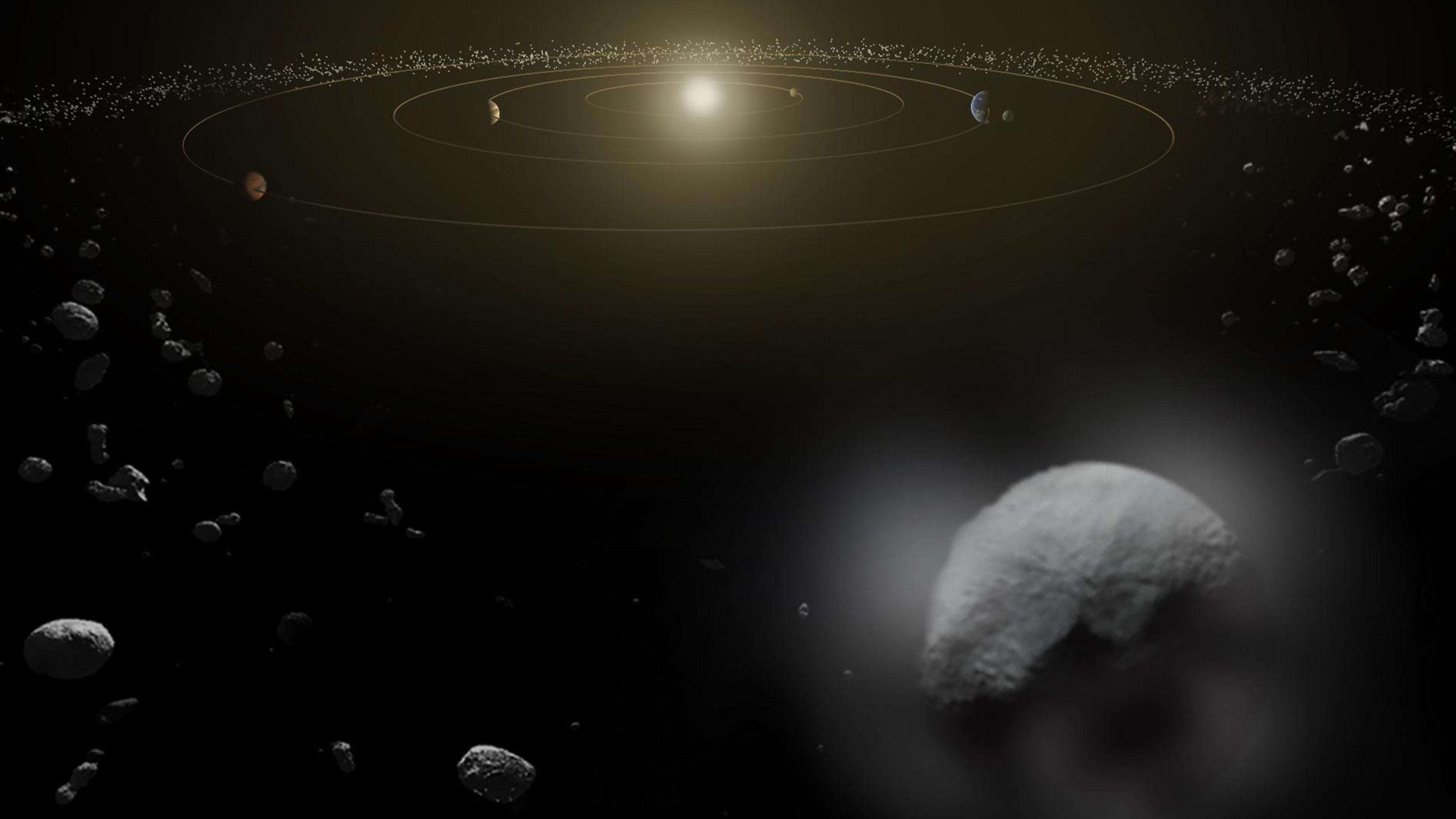 A huge asteroid will sling past Earth on May 15.
