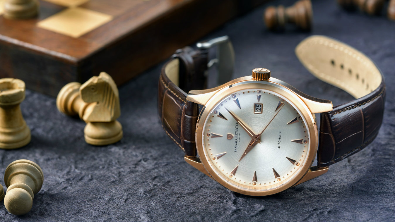 After HMT, the Bangalore Watch Company wants to revive Bengaluru's