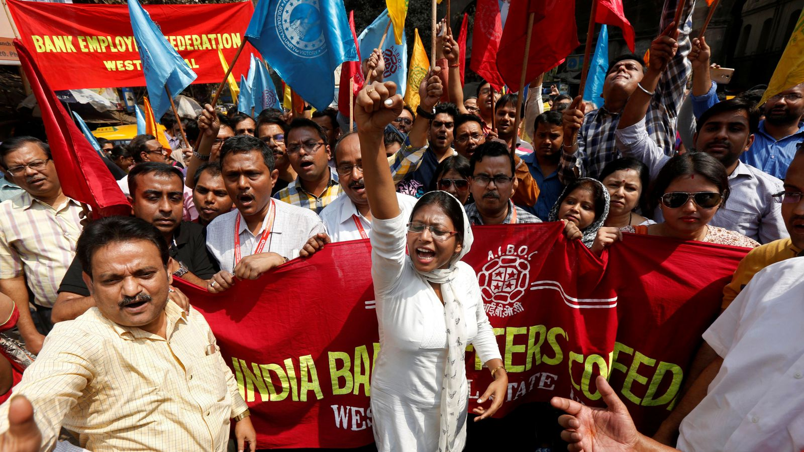 Big Shock: 10 Lakh Bank Employees On Strike!
