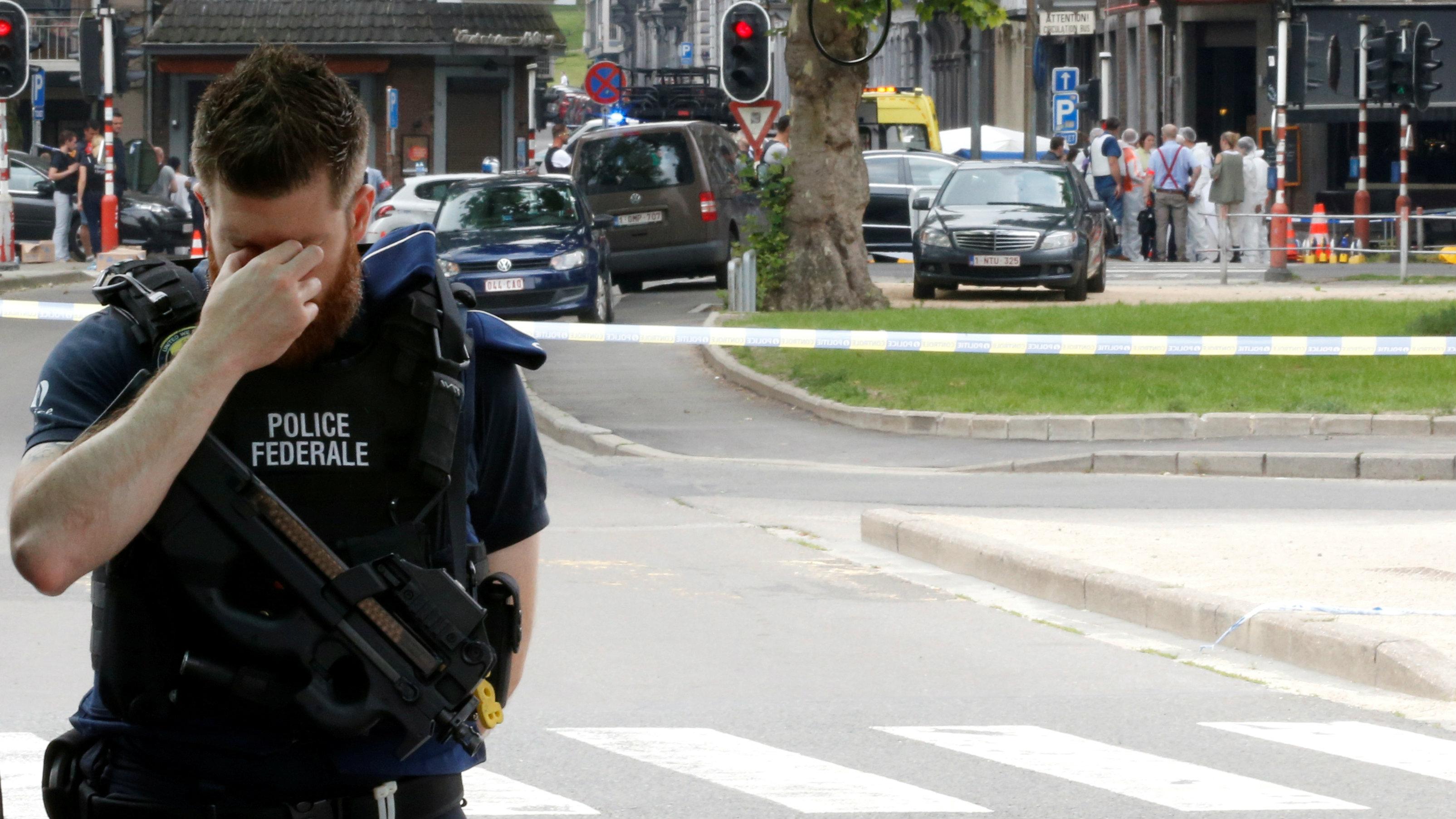 belgium liege terrorist attack