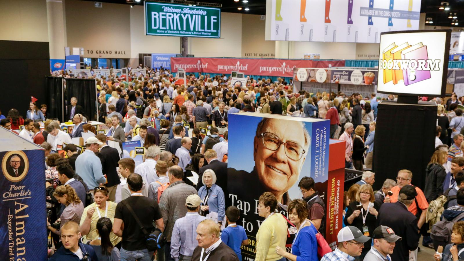 The cult of Warren Buffett and the Berkshire Hathaway annual meeting