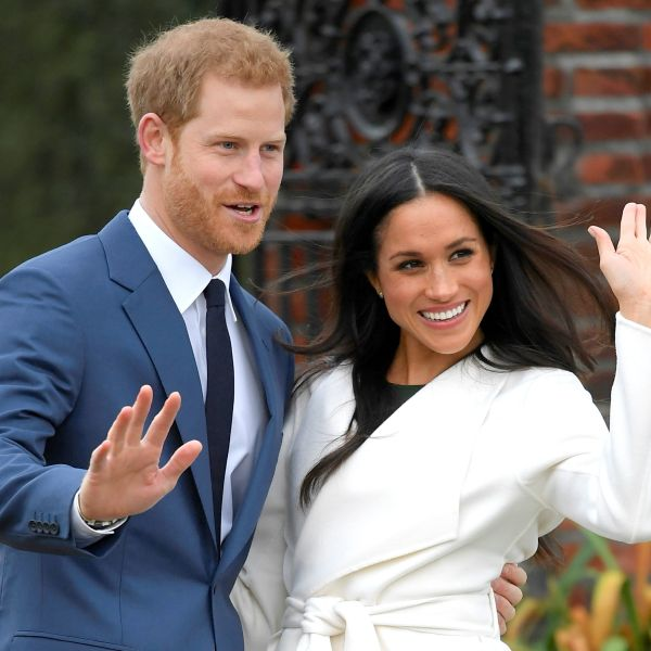 Britain's royal wedding meghan markle prince harry thomas markle