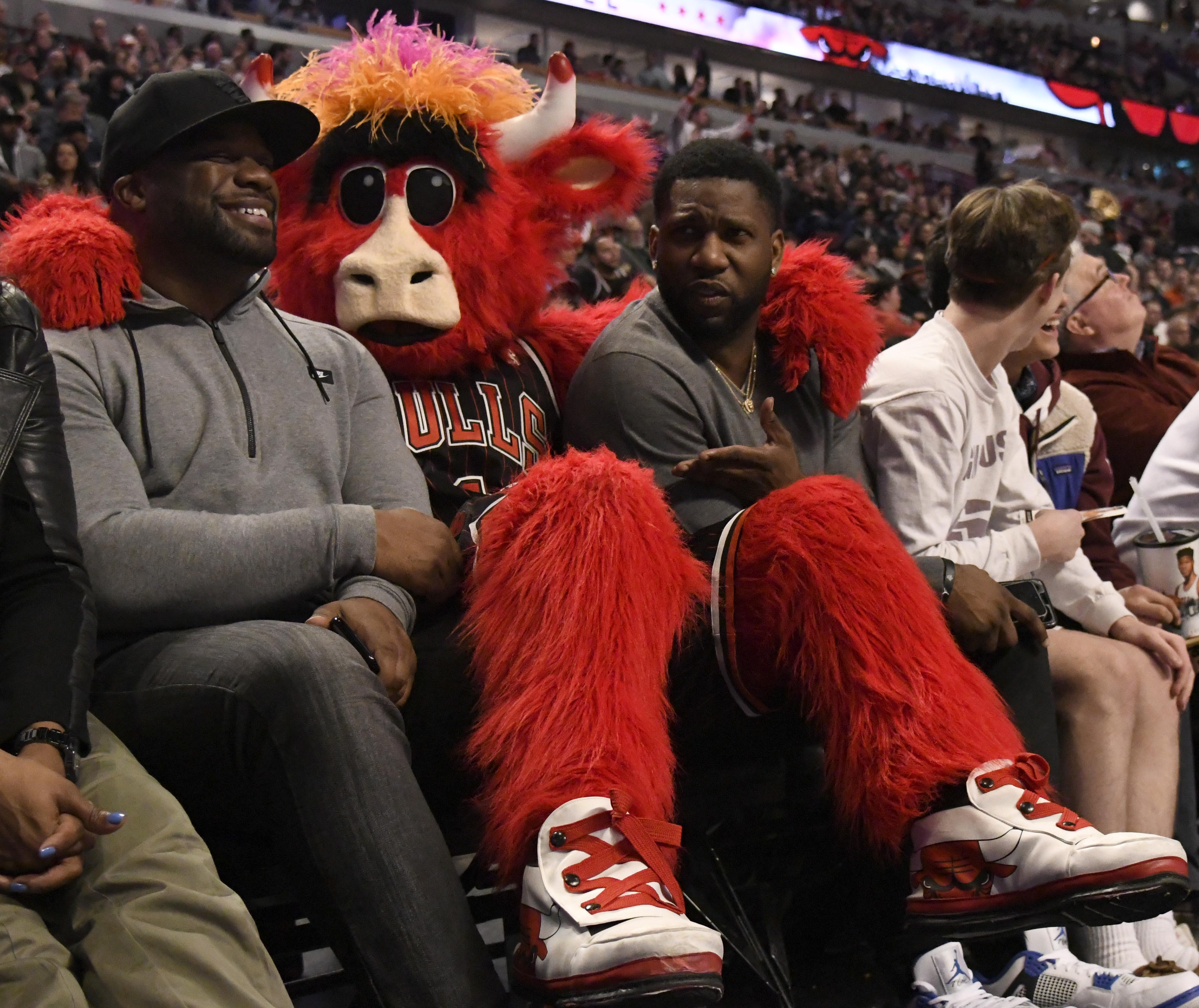 b8c74d52b5c43c A study of NBA mascots and their idiosyncratic relationships to the ...